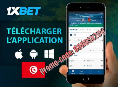 telecharger 1xbet tunisie