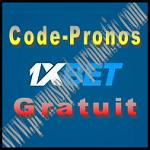 code pronos 1xbet