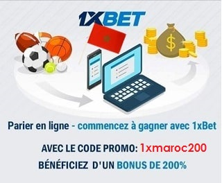 1xbet code promo tunisie